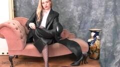 Läder Thumb