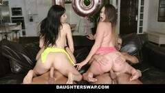 Naughty Bisexual Teens Have Orgy With Hung Dads Thumb