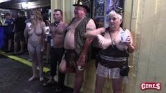 Hot Naked Street Party Fantasy Fest Thumb