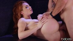 Naughty Lacy Lennon drives cock deep down in the pussy Thumb