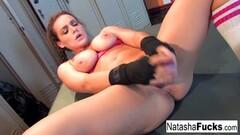 Kinky Natasha Fuck Her Wet Pussy And Tight Ass Thumb