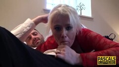 Naughty Spanked and fingered sub Thumb