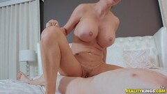 DirtyStepSister - Playful Sibling Game Ends With Them Fucking Thumb
