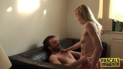 Tied up milf spanked and riding master Thumb