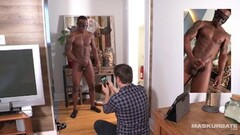 Hot Straight Teen Black Male Auditions For Stripping Gig Thumb