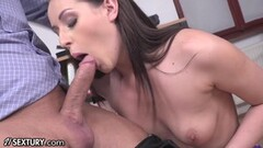 The Craziest Threesome For Brunette Pornstar Thumb