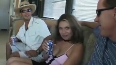 Hot stepmom picked up for bangvan anal Thumb