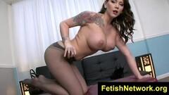Kinky Ashton Monroe loves to tease Thumb