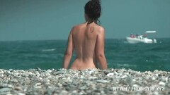 Nudist babes at the beach Thumb