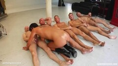 Group cumshots for Lady Angel with Cum For Cover Thumb