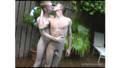 Butt fucking hung Boys David and Daxter Thumb