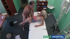 Horny patient fucked by doctor Thumb