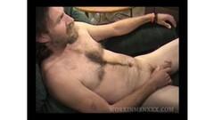Horny Cock Jerking Mature Amateur Larry Thumb