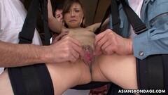 Manami Suzuki moans hard with a big More at hotajp com Thumb