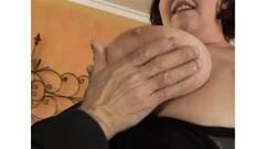 Horny girl pissing on web cam Thumb