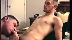 Hot Horny Dude Making Straight Buzz Pop Thumb