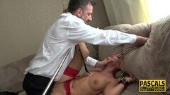 Kinky Ass Paddled Bound Sub Thumb