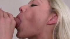 Nude Woman Sucks And Blows Cock Thumb