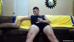 Naughty Latin Boy Francys Jerking Off Thumb
