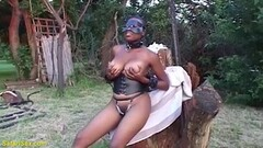 African fetish mom banged by stepson Thumb