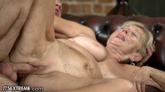Horny Dude Pounded His Step-GILF After A Daring Photoshoot Thumb