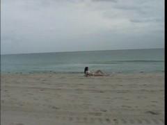 Hailey on the beach Thumb
