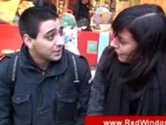 North African tourist visits a dutch hooker Thumb