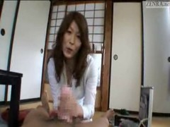 Japanese milf sex toy saleswomen Thumb