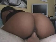 Hot Brazilian Girl Fucking Thumb