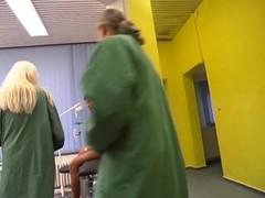 Kinky doctors office fun Thumb