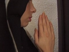 German nun gives in to temptation Thumb