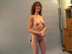 Cute mom in sexy outfit gets fucked - Sascha Production Thumb