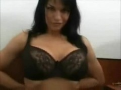 Big Natural Tits Showing On Cam Thumb