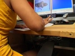 Horny fun in the office - Inferno Productions Thumb