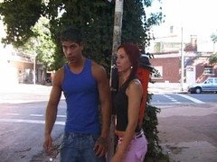 Sharing his girlfriend for money - Latin-Hot Thumb