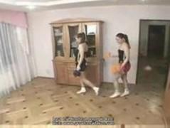 German lesbian twins Thumb