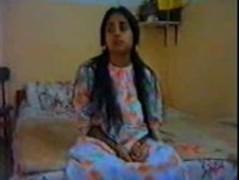 Mallu Girl cheated Indian Thumb