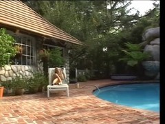 Lonely housewife bangs the pool guy - Temptation Thumb