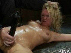 Extreme fantasy of girl bound and double Thumb