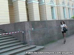 Amazing amateur public sex footage Thumb