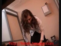 Hidden Spy Cam - Girl undressing in changing room Thumb