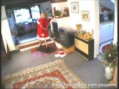 Flexible ballerina Karen (clip) Thumb
