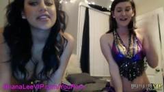 Briana Lee's Member Camshow from February 18th 2015 Thumb