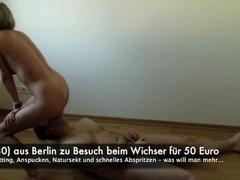 L. aus Berlin im Chat angesprochen und für 50 Euro bekommen Thumb