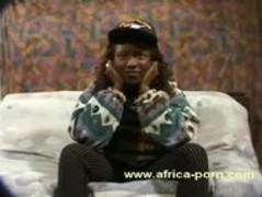 Amateur ebony Karem anal fucked by a hard white cock Thumb