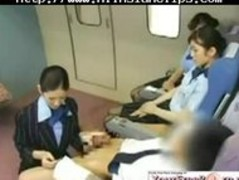 Asian Stewardess Teaching Babe S asian cumshots asian swallow japanese chinese Thumb