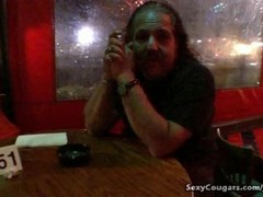 Horny Cougar Fucks Ron Jeremy Thumb
