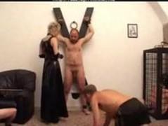 Nipple Torture 1 bdsm bondage slave femdom domination Thumb