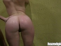 Hazedgirl Many Soaped Girls Thumb