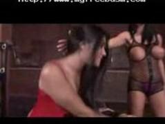 Leah Jaye bdsm bondage slave femdom domination Thumb